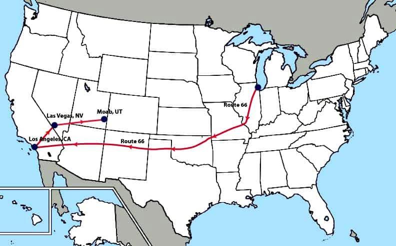 Surviving a Mountain Biking Trip to Moab, UT | My American Odyssey