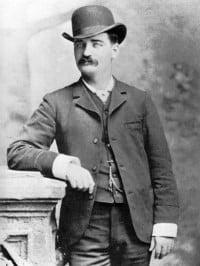 Bat Masterson in 1879