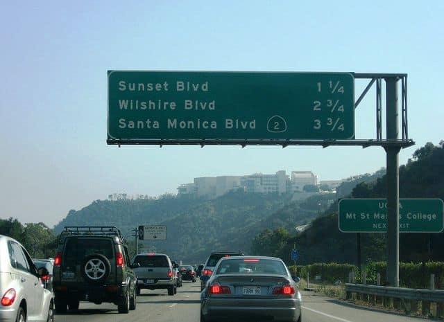 Los Angeles, CA Route 66