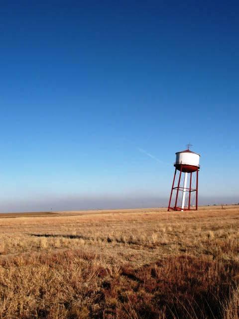 Groom, TX - Route 66