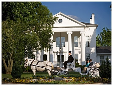 Lexington, KY The Mansion at Griffin Gate