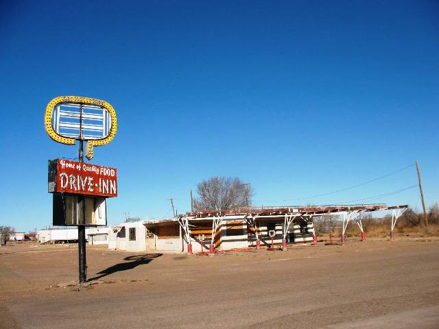 Tucumcari, NM Route 66 Quality Foods