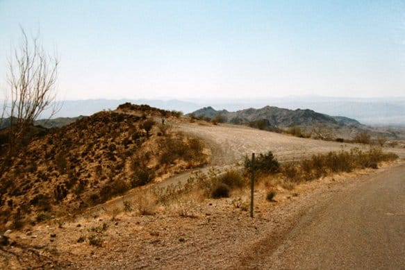 The Mojave Desert Route 66