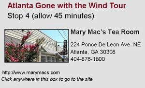 Gone with the Wind Tour Stop 4