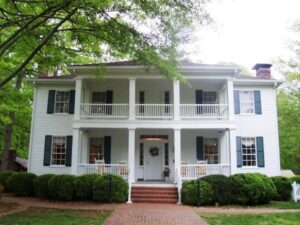Stately Oaks Home and Plantation