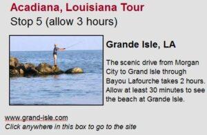 Acadiana Tour Stop 5