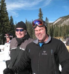 Randy Gray and Jeff Raysik