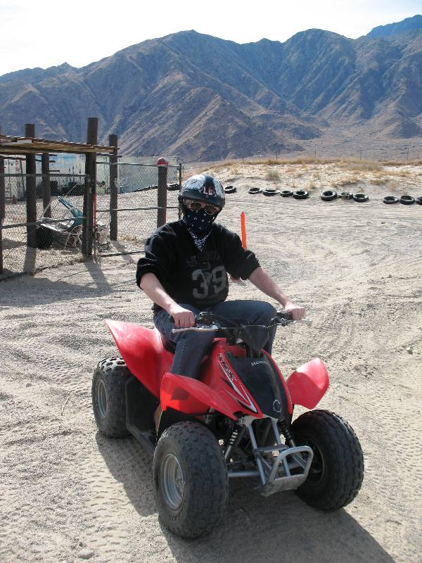 off road atv rentals palm springs