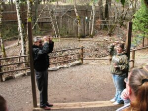 Oregon vortex height change