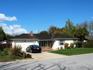 Steve Jobs home and garage where Apple started