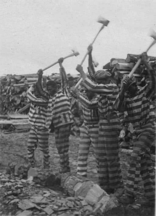 the truth about chain gangs and convict labor Back on the chain gang: why the eighth amendment and the history of slavery proscribe the resurgence of chain gangs forced labor in the united states 68.
