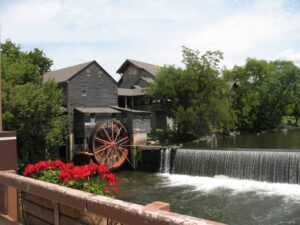 Old Mill Restaurant in Pigeon Forge, TN