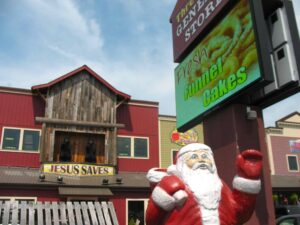 Pigeon Forge tourist trap