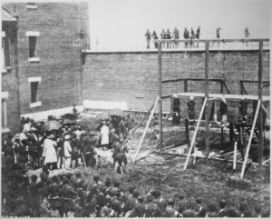 Hangings of Lincoln conspirators
