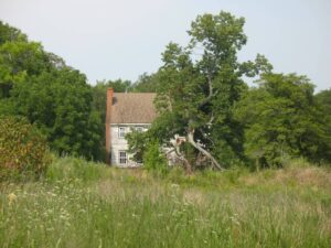 Rich Hill, the home of Samuel Cox, near Bel Alton, MD