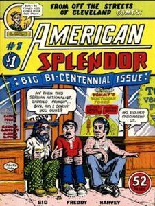 American Splendor comics