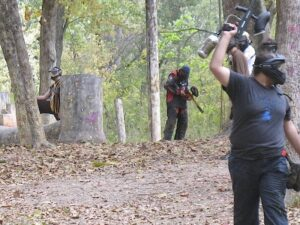 Paintball surrender