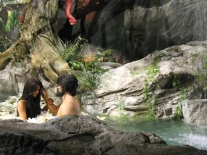 Adam and Eve at The Creation Museum