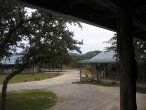 Cabins at Running R Ranch in Bandera, TX