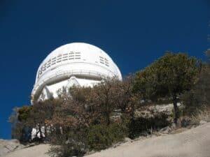 4 meter Mayall telescope on Kitt Peak