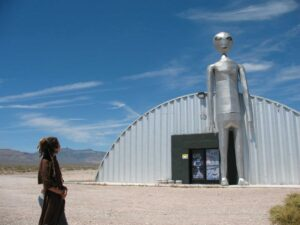 Alien Research Center in Hiko, NV