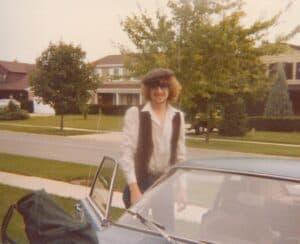 Malcolm Logan in Palatine, IL 1981