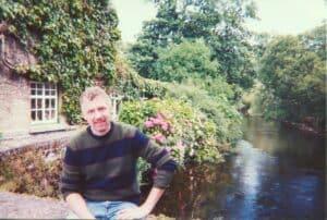 Malcolm Logan in Ireland 1999