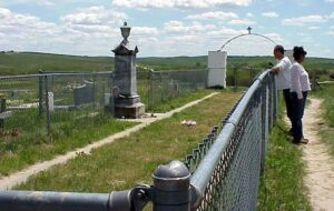 Graveyard at Wounded Knee 2013