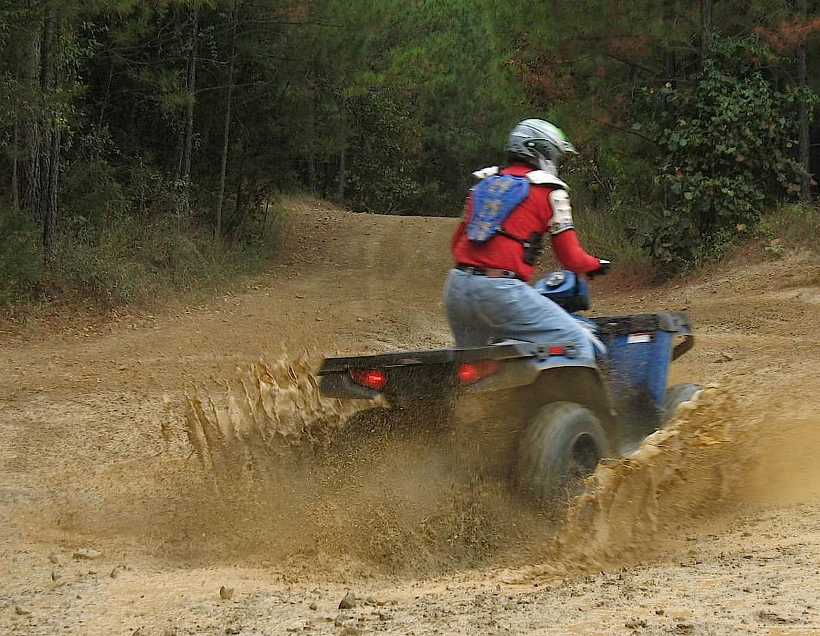 Down And Dirty Fun Mud Bogging At Carolina Adventure
