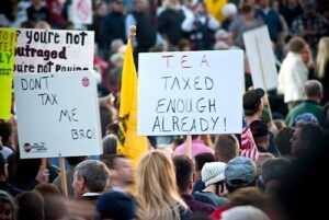 Tea Party Rally