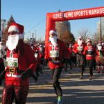 Santa Hustle 5K Chicago
