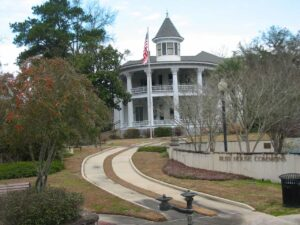 Antebellum home in Marianna, Florida