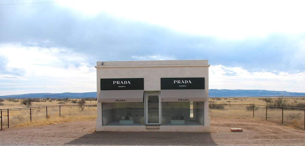Way Way Out There The Art And Artlessness Of Marfa Tx