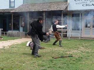 Boothill Museum Gunfight