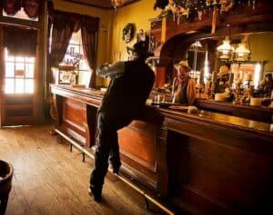 Long Branch Saloon, Dodge City, KS