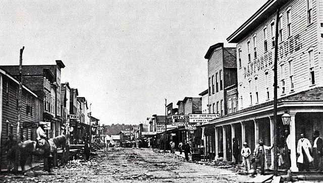 Pithole City Western Pennsylvania