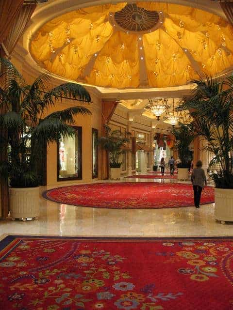 The Wynn Casino Las Vegas