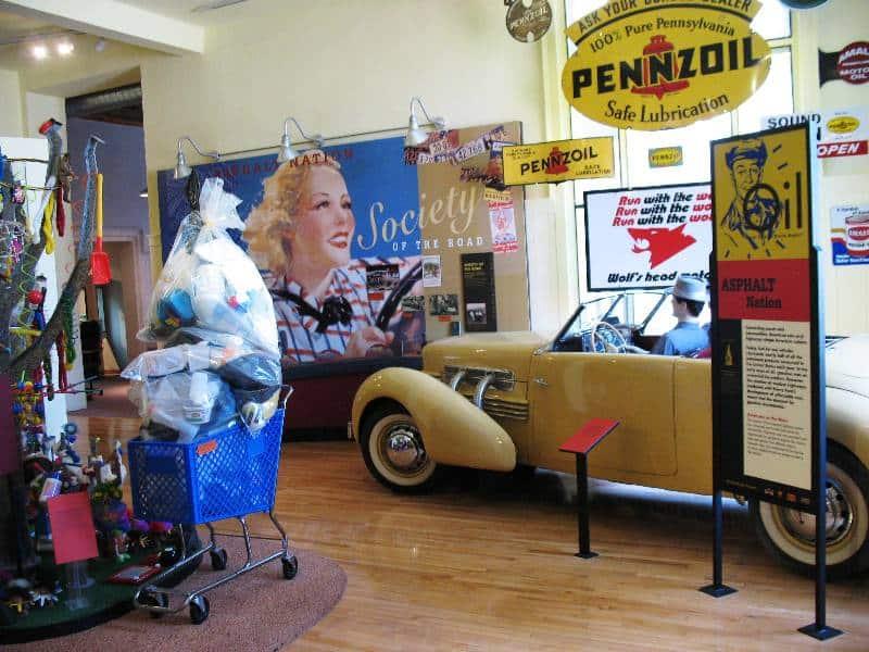Venango County Museum