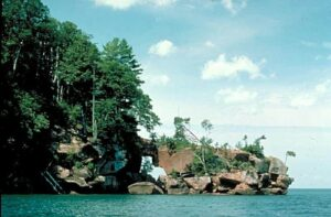 Raspberry Island, Apostle Islands Seashore