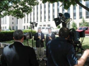 ESPN commentators report on the Roger Clemens verdict