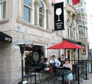 Veritas Wine Bar, Washington DC