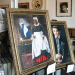 Marietta Gone with the Wind Museum paintings