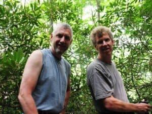 Malcolm Logan and Curt Logan