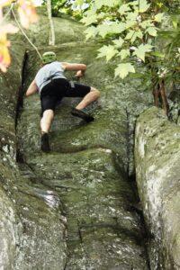 Rock Climbing in Boone