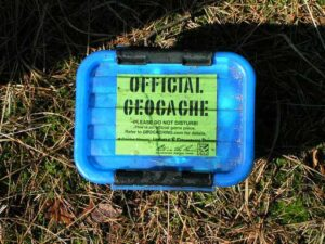 Official geocache.