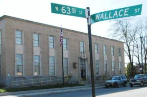 S. Wallace and W. 63rd street today.