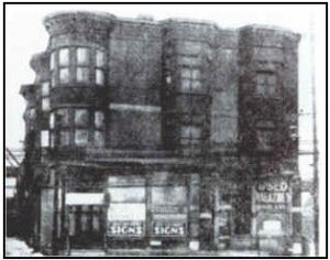 H.H. Holmes Murder Castle (Chicago Historical Society)