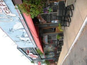 The Ozark Cafe in Jasper, AR