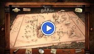 Wizarding World of Harry Potter video link