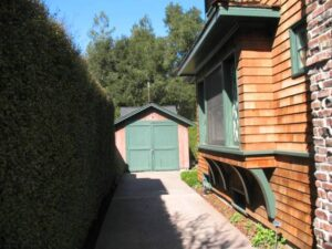 Hewlett-Packard garage in Silicon Valley